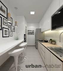Kitchen Design Hdb Hdb 4 Room Bto Minimalist Charm Anchorvale Interior Design