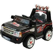 land rover kid range rover style ride on car kids electric car 12 volt twin