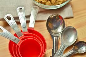 tableau de conversion pour cuisine les recettes de cuisine à chantal tableau de conversion