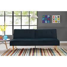 Fetco Home Decor Inc by 9 By Novogratz Palm Springs Futon Multiple Colors Walmart Com