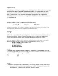 name gas laws worksheet 1 boyle u0027s charles c