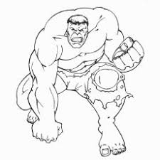 enjoyable design hulk coloring pages games easy avengers printable