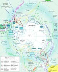 Southern Ocean Map Riac The Obsolete Legacy Of Antarctica