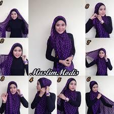 tutorial hijab pashmina kaos yang simple tutorial pashmina cashmere rajut grosir jilbab murah muslimmodis
