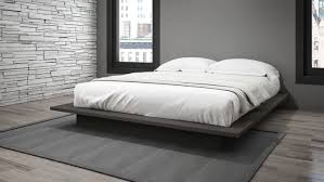 Platform Bed With Mattress Included Decimus Platform Bed Rails And Footboard Reviews Allmodern
