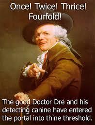 Dr Dre Meme - image 28913 joseph ducreux archaic rap know your meme