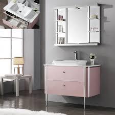 Stainless Steel Bathroom Vanity Cabinet Futuristic Bathroom Vanities By Componendo Stainless Steel