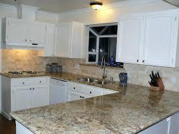 Granite Countertops And Tile Backsplash Ideas Eclectic by Tile Backsplash Ideas With Granite Countertops For Black Granite