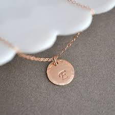 Monogram Disc Necklace Best 25 Gold Disc Necklace Ideas On Pinterest Disc Necklace