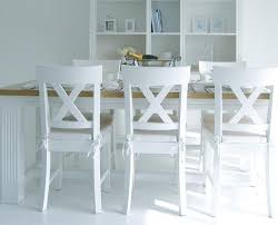 White Armchairs Chairs Outstanding White Wood Dining Chairs White Wood Dining