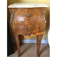 le de chevet ancienne table de chevet ancienne pas cher ou d occasion sur priceminister
