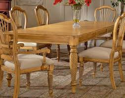 rectangular dining room tables rustic pine dining set seating 4 with southwestern carvings oval