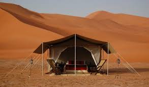 desert tent bespoke luxury cing wahiba sands oman luxury holidays