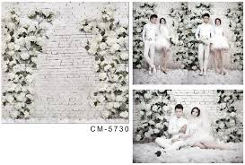 Wedding Vinyl Backdrop Backdrop Stand Picture More Detailed Picture About White Roses