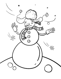 snowman coloring pages pdf printable snowman coloring page free pdf download at http