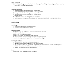 resume sle for ojt accounting students blog 100 how to write resume for restaurant job create exceptional a make