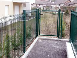 cloture de jardin pas cher portillon pour cloture porte de jardin pas cher maison infos
