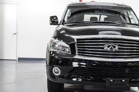 infiniti qx56 black 2012 infiniti qx56 8 passenger stock 317196 for sale near