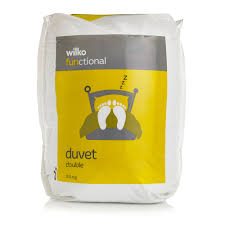 10 5 Tog Duvet Kingsize Wilko Functional Double Duvet 13 5 Tog At Wilko Com