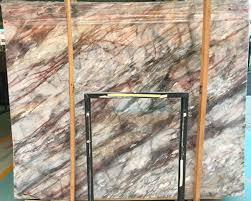 italian brown tree bark vein marble slab for sale slab