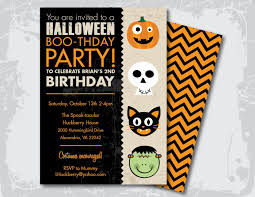 halloween birthday pics lollipop invitations diy really cute idea for a birthday party