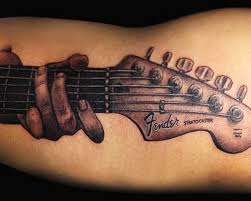 Bass Guitar Tattoo Ideas 38 Best Music Tattoos Images On Pinterest Music Tattoos Guitar