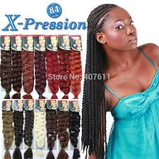 types of braiding hair weave new arrival exprssion braiding hair super jumbo braid afro hair