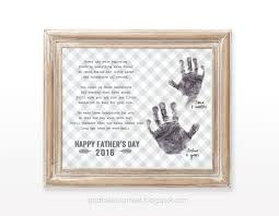 god bless our nest free printable father u0027s day handprint craft