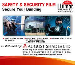 safety u0026 security film u2013 sokoniadvertiser