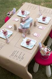 tablecloths decoration ideas the best 25 tablecloth ideas on garage party concerning