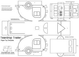 teardrop cer floor plans collection of teardrop cer floor plans best 25 teardrop trailer