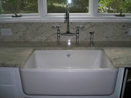 how to clean shaw farmhouse sink