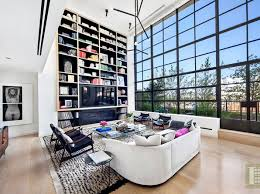 duplex penthouse loft chelsea real estate chelsea new york