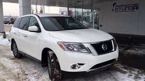 nissan pathfinder with rims 2014 nissan pathfinder 4x4 7 passenger pearl white sherwood