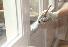 How To Frost A Bathroom Window How To Remove Paint From Glass Bob Vila