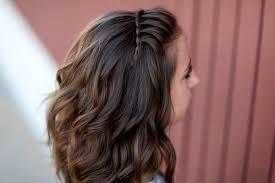 cute girl hairstyles diy diy faux waterfall headband cute girls hairstyles