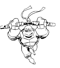 100 ideas teenage mutant ninja turtles coloring pages