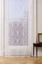 Curtains 60 X 90 Scottish Lace Curtain Ebay