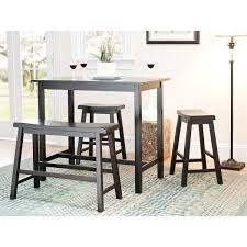 counter height dining table with bench 68 best counter height bench images on pinterest counter height