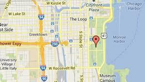 grant park chicago map 2 hit by taste of chicago vehicle tribunedigital chicagotribune
