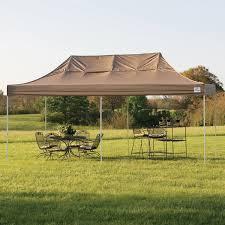 10 X 5 Canopy by Shelterlogic Pro Series 10 U0027 X 20 U0027 Canopy Qc Supply
