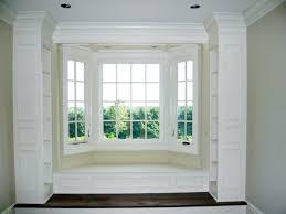 interior chic home interior design of white window seat plus cozy