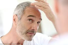 what enhances grey hair round the face breakthrough could spell cure for baldness and grey hair daily