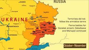 ukraine map what happened to ukraine map evolution in recent years