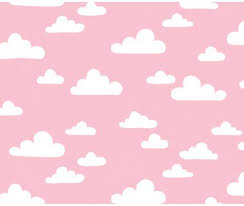 pink wrapping paper baby pink clouds wrapping paper fevrier designs