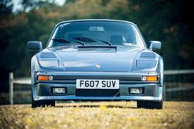 porsche 930 turbo blue first and last porsche 930 turbo se flatnose coupes for the uk