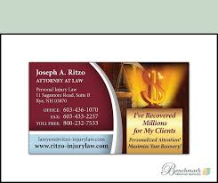 Personalized Business Cards Benchmark Printing Services Custom Business Cards