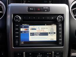 2009 2014 ford f 150 sync 1 gps navigation radio u2013 infotainment com