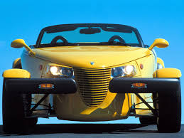 plymouth prowler le rod moderne boitier rouge