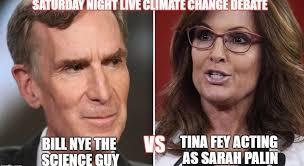 Tina Fey Meme - petition saturday night live have bill nye and tina fey sarah